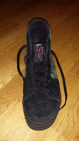 Vans, Rob zombie skate high shoes size 8.5