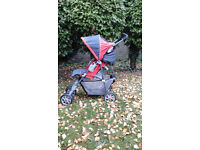 Graco Quatro super Pushchair Buggy Stroller