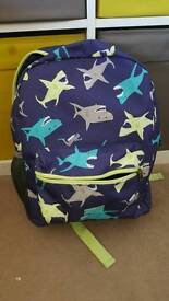 Joules kids backpack