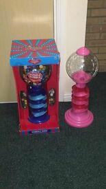 set of two giant gumball machines!!