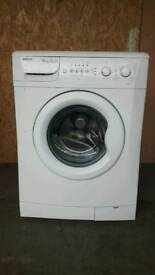 Beko washing machine 6kg A+A 1400 spin