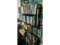 Blu ray and DVD movies