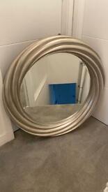 Decorative Mirror - RV Astley