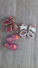 Shoes Sandals Girls size 6/23