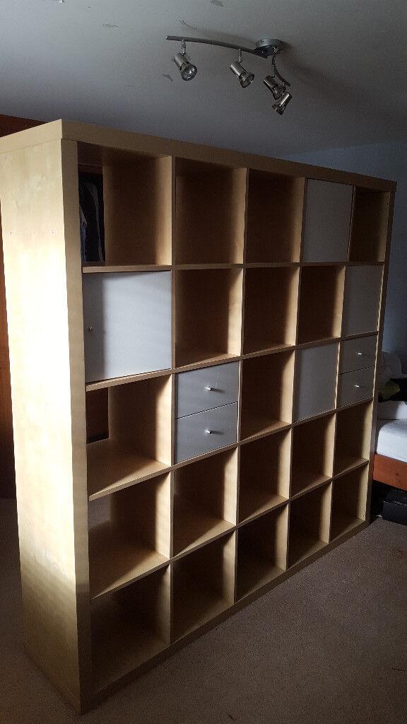 Ikea Kallax Shelving Unit for sale