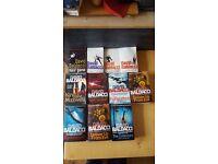 David Baldacci 11 book bundle