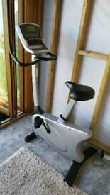 Vision Fitness U20 Exercise Bike with CLASSIC Console