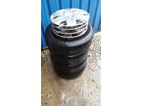 Renault Megane Wheels And Tyres 195/65/15