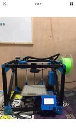 FB2020 CoreXY 3d printer Fullly Loaded
