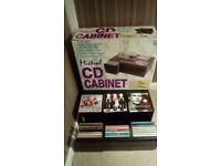 MISTREL-CD'S CABINRT+V/A CD'S-EX