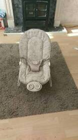 Mamas and Papas musical bouncy chair