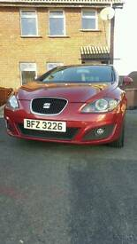 Seat Leon 2010 red 1.9lt **Price Drop ONO**