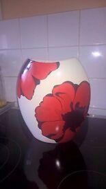 Poppy vase, Marquise shape