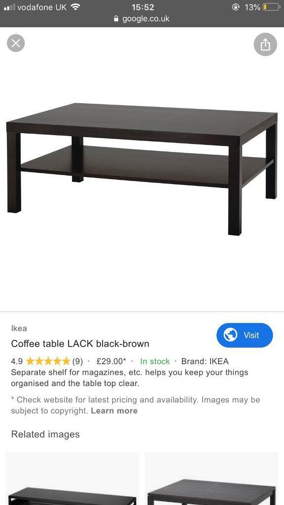 Marvelous Ikea Coffee Table In Woodley Berkshire Gumtree Home Interior And Landscaping Ferensignezvosmurscom