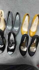 5 pairs of heels for sale
