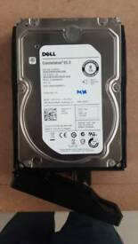 5x 2TB Seagate Constellation SAS Hard Drive