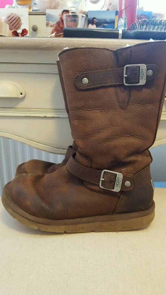 Genuine Ugg Boots Size 6.5