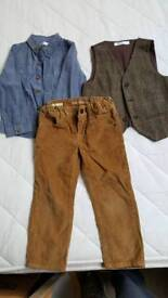 Boys 2-3yr M&Co / GAP Outfit Worn once!