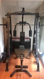 BodyMax Total Smith Machine System