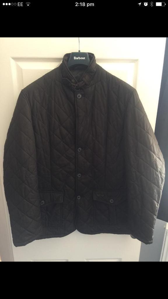 Barbour jacket XXL