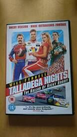 Talladega Nights DVD