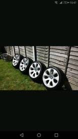 5x120 bmw genuine ellipsoid style 121 wheels 19 inch
