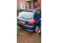 Peugeot 206 cheap car