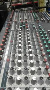 SOUND CRAFT 24- Channel Mixer. We Sell Used DJ Equipment. (#47275) OR1030467