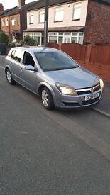 Vauxhall Astra breeze 1.6 petrol