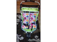 Dolls double buggy immaculate condition