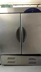 William's double door fridge