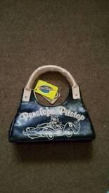 BNWT Penelope Pitstop Retro Handbag