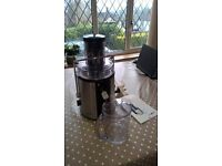 Jago ENTS-01 Juicer Machine 850 Watts, good condition, hardly used £15