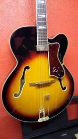 Preowned Epiphone Emperor VC