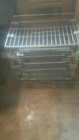 Empty dog basket
