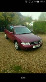 AUDI A4 OFFERS ACCEPTED