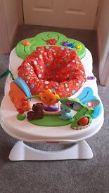 fisher price baby play