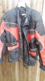 Textile jacket - size 46