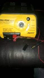 Ripmax Pro Peak Delta 240/12v Fast/Trickle Rc Car,Boat Etc Charger As New Condition. Bargain Price..