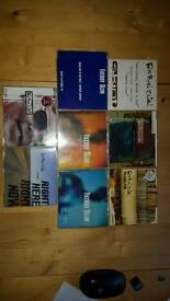 Collection of Fatboy Slim CD Singles