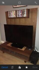 Tv unit /media stand