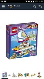 Lego Friends Catamaran brand new