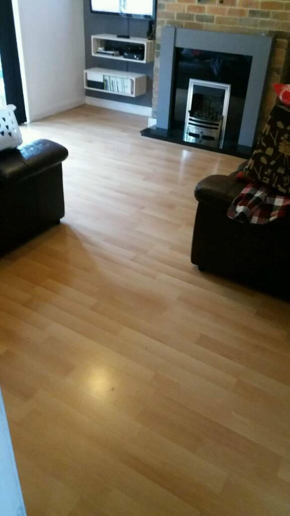 Laminate Floor 20 Square Meters