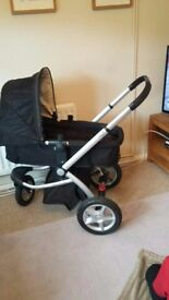 mothercare my3 pushchair travel system