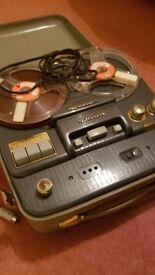 Telefunken Vintage Reel to Reel tape recorder - Magnetophon 75