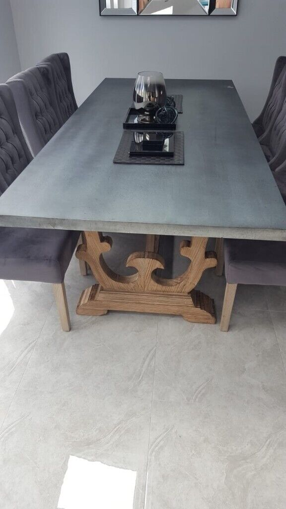Stupendous Unique Dinner Table In Warwick Warwickshire Gumtree Gmtry Best Dining Table And Chair Ideas Images Gmtryco