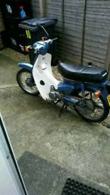 Lovely honda Cub 90
