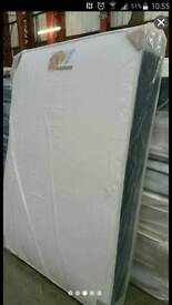 DOUBLE MEMORY FOAM MATTRESS GOOD QUALITY. FREE DELIVERY