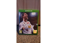 PRICE DROPPED!! Xbox One Fifa 18 Game