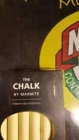 Marmite chalk board